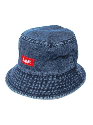 MURAL(ミューラル)/ BOX BUCKET HAT -DENIM-