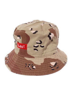 MURAL(ミューラル)/ BOX BUCKET HAT -DESERT-