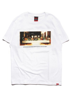 MURAL(ミューラル)/ THE LAST SUPPER T-SHIRT -WHITE-