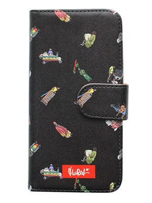 MURAL(ミューラル)/ GRAPHIC ARTS i-Phone CASE -COLOR.E (XAYMACA)-