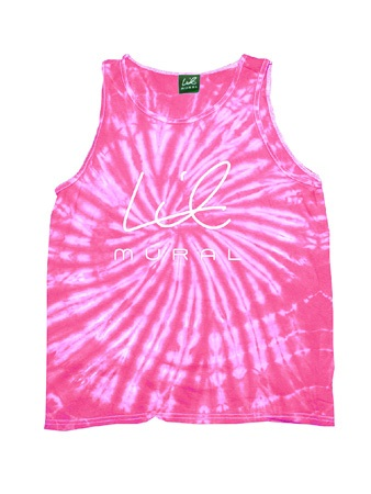 LIL MURAL(リルミューラル)/ LIL TIE DYE TANK TOP -BASIC- -Lady's-