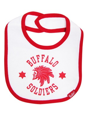MURAL(ミューラル)/ BUFFALO SOLDIERS BIB -4.COLOR-
