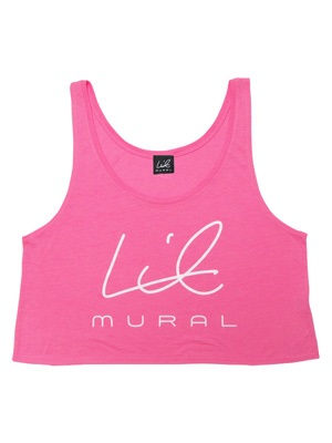 LIL MURAL(リルミューラル)/ LIL BOXY TANK TOP -COLOR- -4.COLOR- -Lady's-