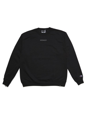 SCREP(スクレップ)/ S|C|R|E|P EMBROIDERY CREW SWEAT -BASIC- -3.COLOR-