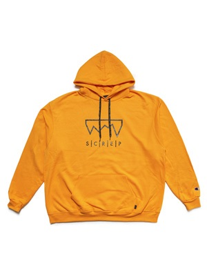 SCREP(スクレップ)/ GRAPPLE HOODY -COLOR- -4.COLOR-
