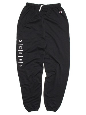 SCREP(スクレップ)/ S|C|R|E|P SWEAT PANTS -2.COLOR-