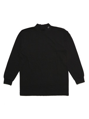 SCREP(スクレップ)/ GRAPPLE TURTLENECK -BLACK-
