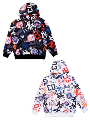 SCREP(スクレップ)/ GRAPPLE NY OVERALL HOODY -2.COLOR-