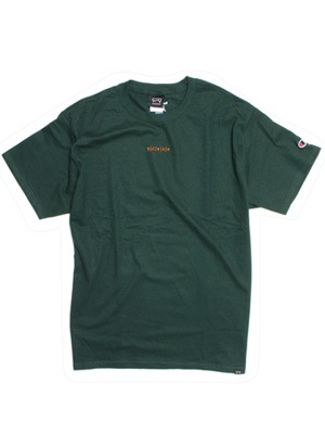 SCREP(スクレップ)/ S|C|R|E|P EMBROIDERY T-SHIRT -GREEN-