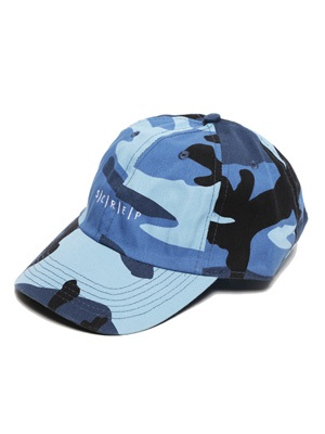 SCREP(スクレップ)/ S|C|R|E|P CAMO LOW CAP -BLUE-