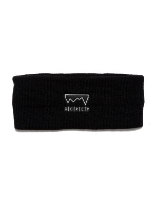 SCREP(スクレップ)/ GRAPPLE HEAD BAND -BLACK-
