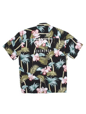 SCREP(スクレップ)/ GRAPPLE ALOHA SHIRTS -COLOR.C-