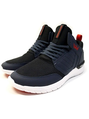 SUPRA(スープラ)/ METHOD -NAVY×WHITE-