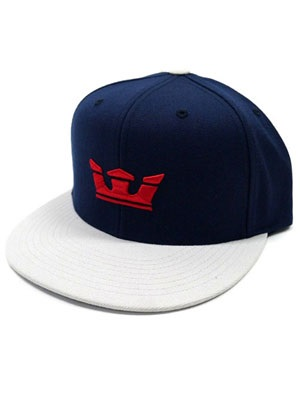 SUPRA(スープラ)/ SUPRA ICON SNAP CAP -2.COLOR-