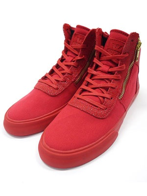 SUPRA(スープラ)/ W'S CUTTLER -RED- -Lady's-