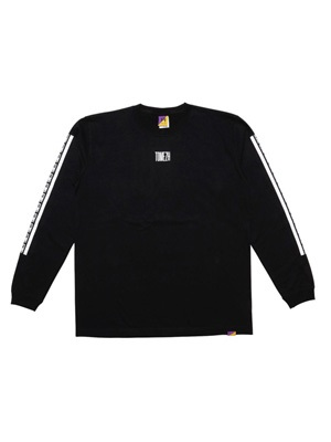 Tome2H(トミトエイチ)/ TOME2H TAPE L/S T-SHIRT -3.COLOR- -Lady's-