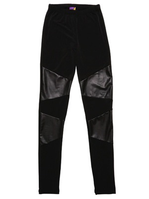 Tome2H(トミトエイチ)/ SWITCH LEGGINGS -BLACK- -Lady's-