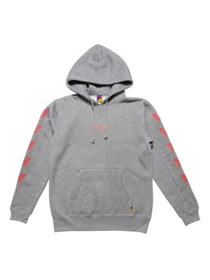 Tome2H(トミトエイチ)/ BUTTERFLY HOODY -3.COLOR- -Lady's-