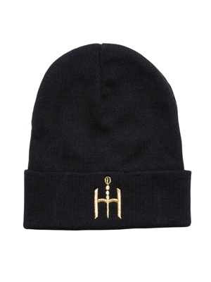 Tome2H(トミトエイチ)/ SYMBOL KNIT CAP -2.COLOR- -Lady's-