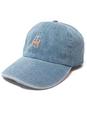 Tome2H(トミトエイチ)/ SYMBOL LOW CAP -INDIGO WASH- -Lady's-