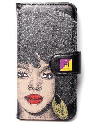 Tome2H(トミトエイチ)/ THE MISEDUCATION iPhone CASE (DIARY) -BLACK- -Lady's-