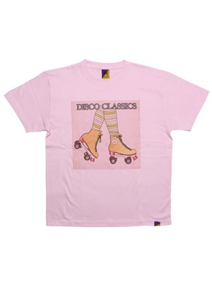 Tome2H(トミトエイチ)/ DISCO CLASSICS T-SHIRT -3.COLOR- -Lady's-