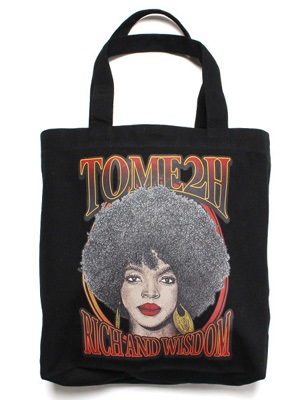 Tome2H(トミトエイチ)/ THE MISEDUCATION TOTE BAG -3.COLOR- -Lady's-