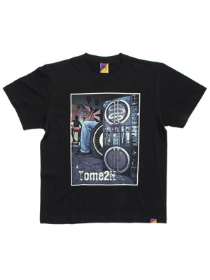 Tome2H(トミトエイチ)/ BOOM BOX T-SHIRT -2.COLOR- -Lady's-