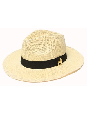 Tome2H(トミトエイチ)/ STRAW FEDRA HAT -3.COLOR- -Lady's-