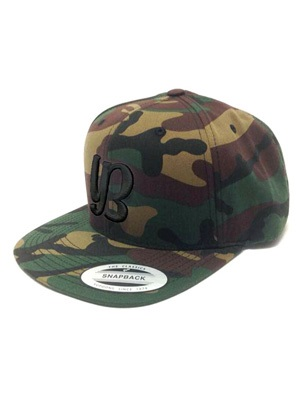 YARD BEAT CAP -CAMO×BLACK-