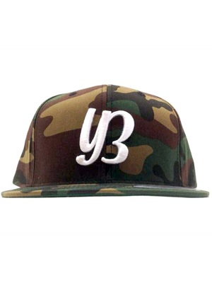 YARD BEAT CAP -CAMO×WHITE-