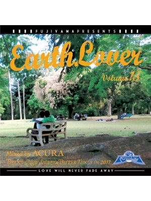 【CD】EARTH LOVER vol.15 -Mixed by ACURA from FUJIYAMA-