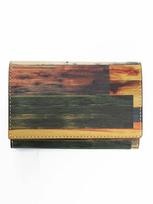 FITNESS(フィットネス)/ WOOD CAMO WALLET
