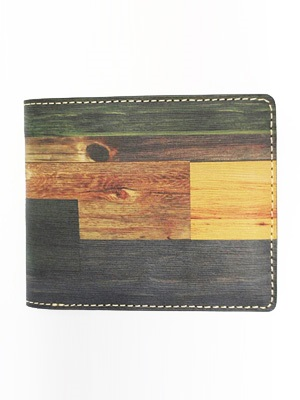 FITNESS(フィットネス)/ WOOD CAMO SHORT WALLET