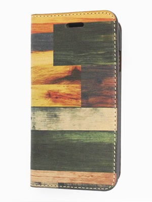 FITNESS(フィットネス)/ WOOD CAMO iPhone7 COVER CASE