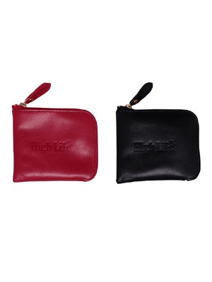High Life(ハイライフ)/ LEATHER WALLET -2.COLOR-