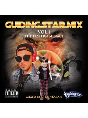 【CD】GUIDING STAR MIX vol.1 -THE EASTERN MENACE- -V.A (mixed by G-Conkarah)-
