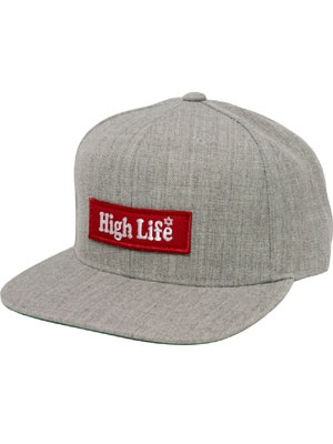 High Life(ハイライフ)/ BOX LOGO SNAPBACK CAP -4.COLOR-