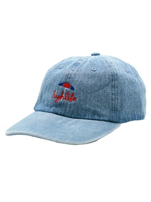 High Life(ハイライフ)/ PARASOL 6P BALL CAP -3.COLOR-