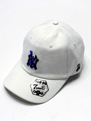 7UNION(セブンユニオン)/ WEST to EAST BENT CAP -3.COLOR-