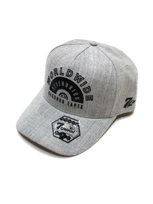 7UNION(セブンユニオン)/ COMPTON RECORDS SNAPBACK CAP -3.COLOR-
