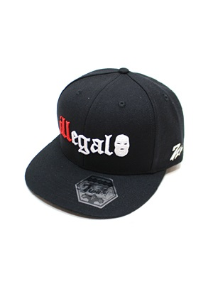 7UNION(セブンユニオン)/ ILLEGAL SNAPBACK CAP -3.COLOR-