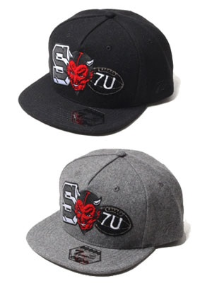 7UNION(セブンユニオン)/ THE DIABLO CAP -2.COLOR-