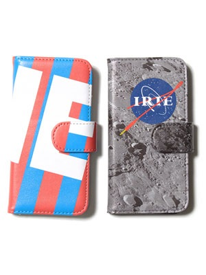 IRIE by irielife(アイリーバイアイリーライフ)/ IRIE SMART PHONE CASE -2.COLOR-