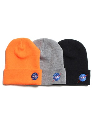 IRIE by irielife(アイリーバイアイリーライフ)/ IRIE SPACE LOGO KNIT CAP -3.COLOR-