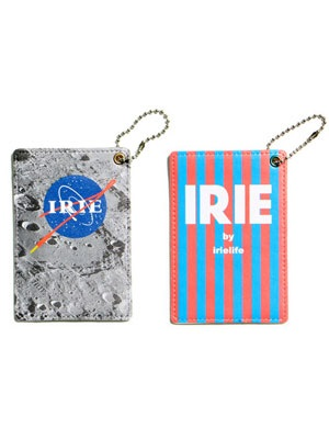 IRIE by irielife(アイリーバイアイリーライフ)/ IRIE PASS CASE -2.COLOR-
