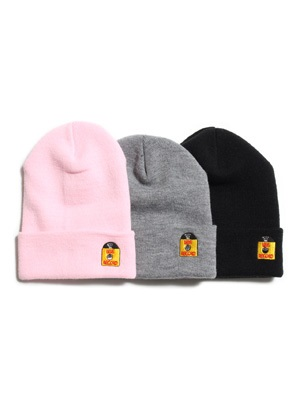 IRIE by irielife(アイリーバイアイリーライフ)/ IRIE RECORD KNIT CAP -3.COLOR-