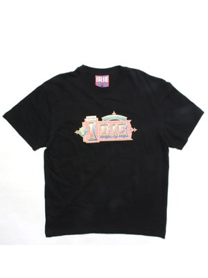 IRIE by irielife(アイリーバイアイリーライフ)/ WORLD FAMOUS TEE -2.COLOR-