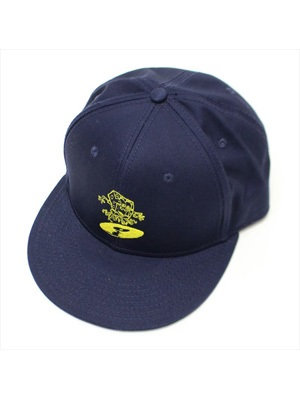 IRIE by irielife(アイリーバイアイリーライフ)/ × SPONGE BOB RECORD CAP -2.COLOR-