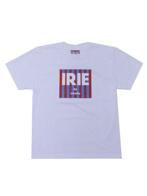 IRIE by irielife(アイリーバイアイリーライフ)/ IRIE TAG TEE -2.COLOR-
